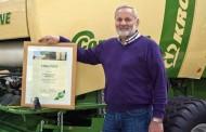 Krone – שיא עולם בייצור חבילות חציר