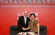 קלאאס: עוד צעד אל תוך סין