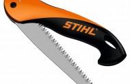 מסור מתקפל חדש מ-Stihl
