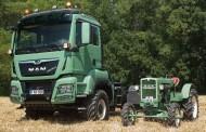 משאית 'חקלאית' מ-MAN