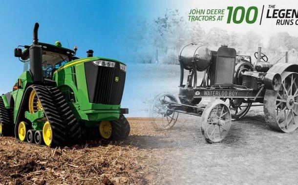 יומולדת 100 לג'ון דיר – בבאר טוביה