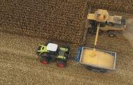 שיא עולם: משאית זרעים מדי 12 דקות