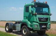 משאית חדשה לשימוש חקלאי