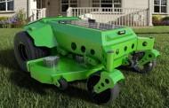 רובוט כיסוח חשמלי אוטונומי Heavy Duty