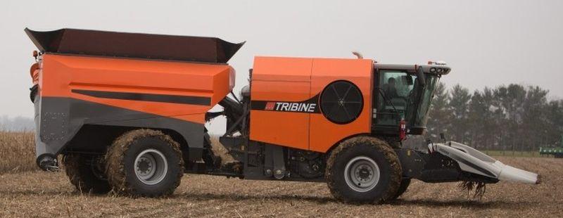 Tribine combine