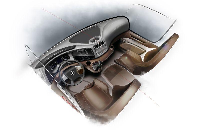 Mercedes-Benz Atego 2013