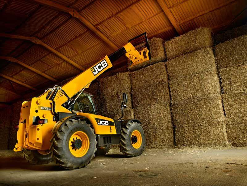 האגף החקלאי ב-JCB אחראי לעלייה ברווחי המותג ב-2012