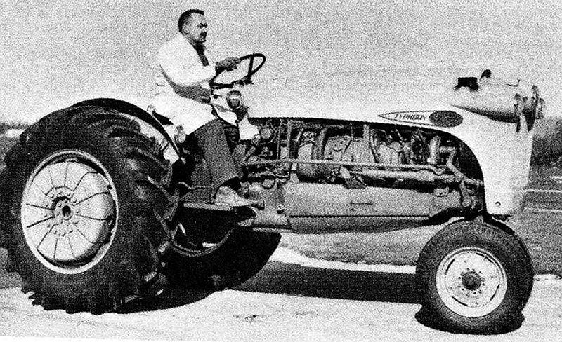 פורד טייפון מ-1957