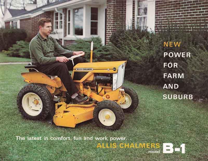 מודעת פרסומת לאליס צ'אלמרס B1 מ-1961