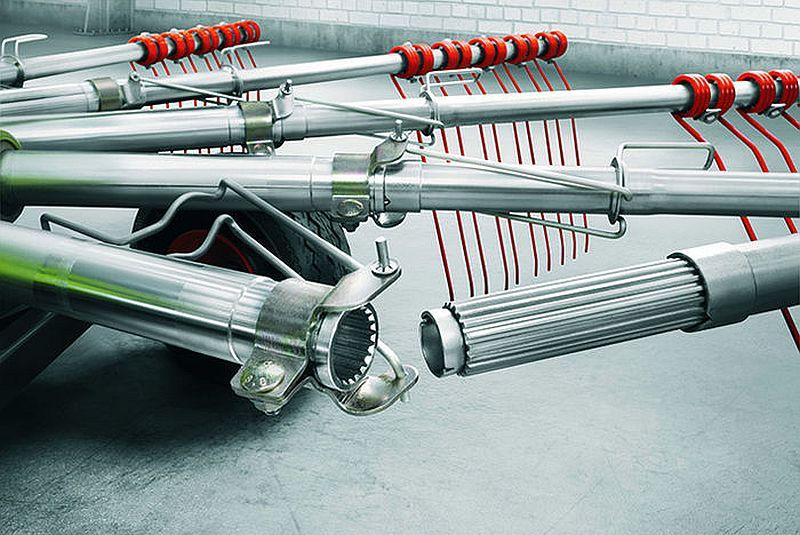 מגוב רוטורי קלאאס Liner 550 T