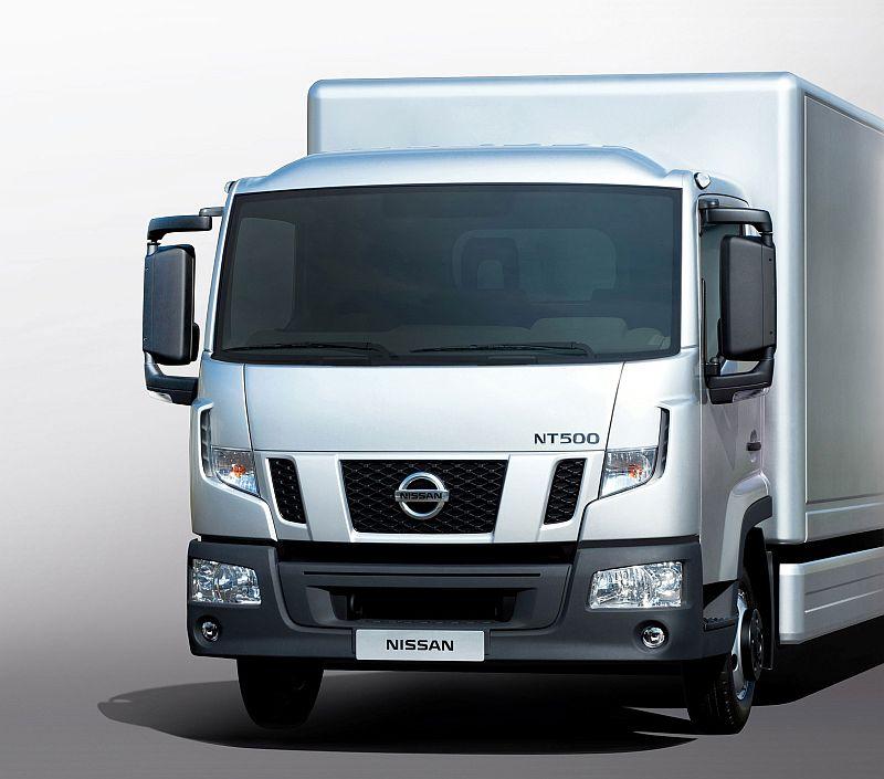 משאית ניסאן NT500