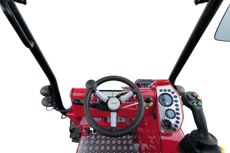 מעמיס אופני זעיר Gianni Ferrari Turboloader H360