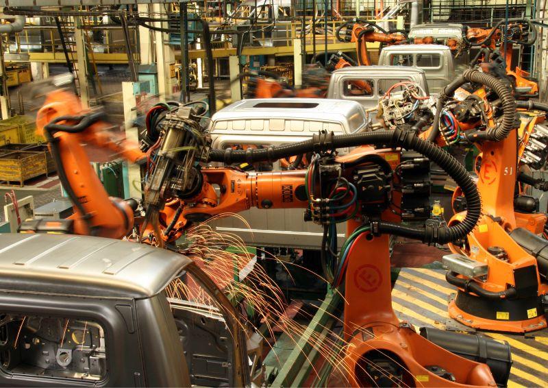 מפעל הרכבת רכב של GAZ בבעלות קונצרן Basic Element