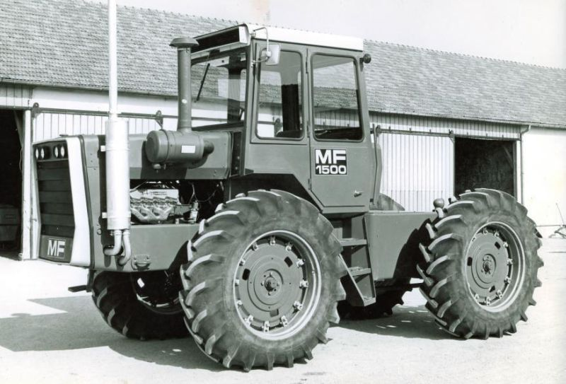 מסי פרגוסון 1500, 1969