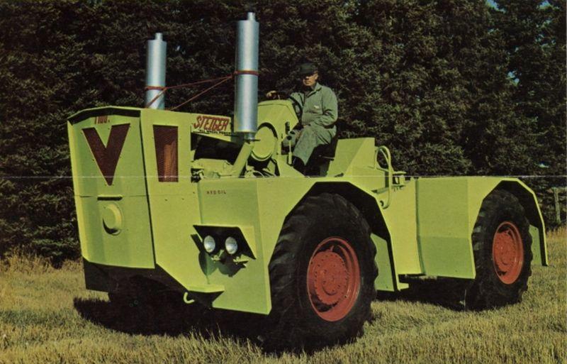 סטייגר סדרה 1, 1969
