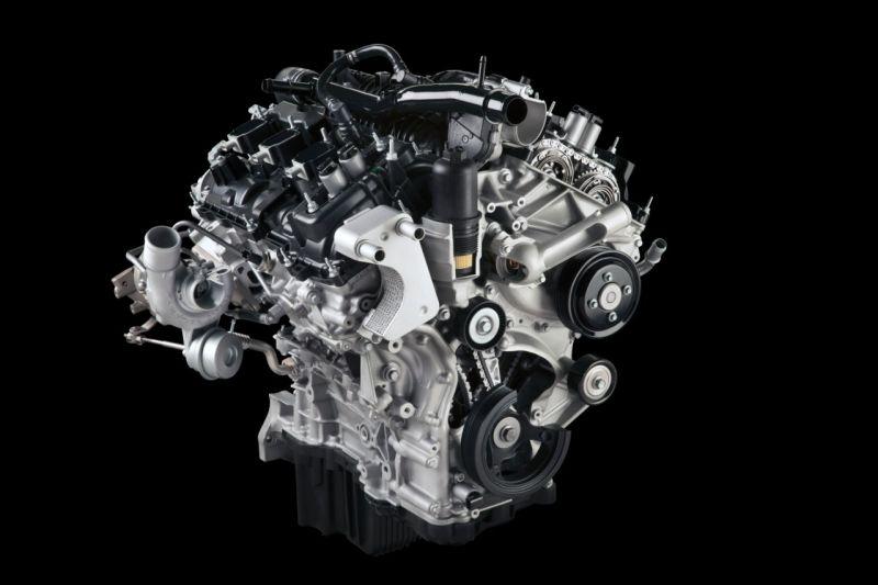 ה-Red Necks יצטרכו ללמוד לחיות עם זה, או פשוט להתעלם מקיומו; מנוע ה-V6 בנפח 2.7 ליטר בלבד הוא אמנם הקטן ביותר לשכון בחזית טנדר 'פול סייז' אמריקאי, אך ככל הנראה המתקדם והחסכוני אי פעם