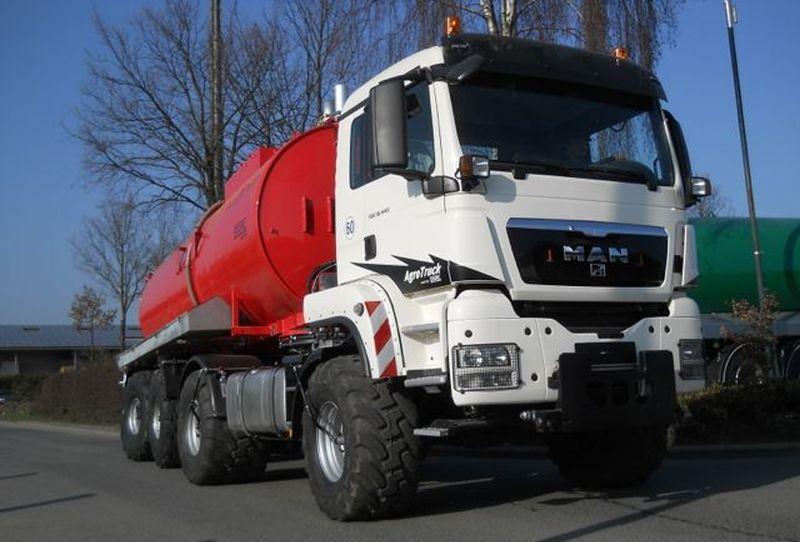 משאית שטאפל Agrotruck