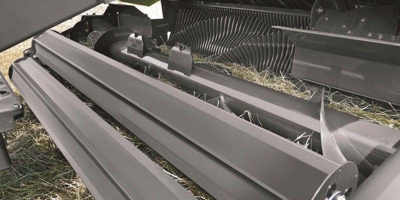 מערכת האיסוף החדשה והרחבה יותר בקלאאס Quadrant 2200RC