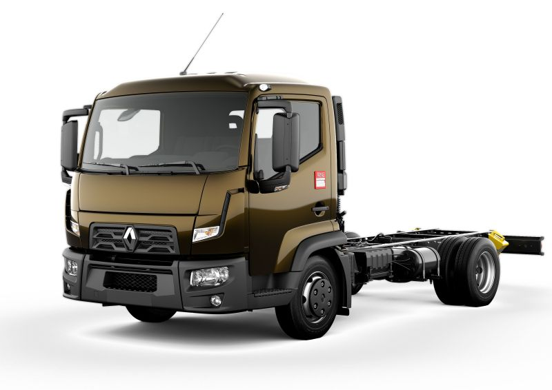 משאית רנו D 2 m Cab