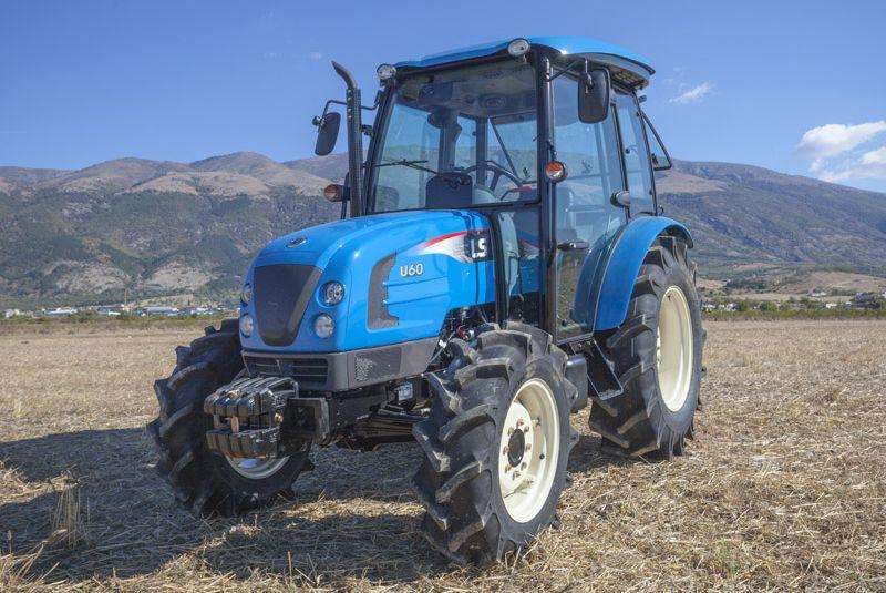 דגמי ה-Ultra החדשים פונים בעיקר לרפתנים, אך גם לחקלאים הנדרשים לכלי רב תכליתי (בתמונה: טרקטור LS U60)