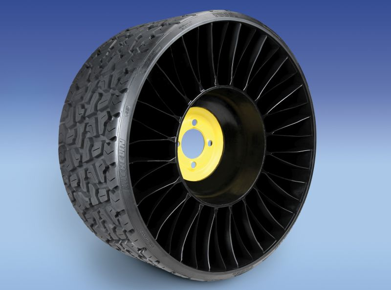 Michelin X Tweel Turf Tire