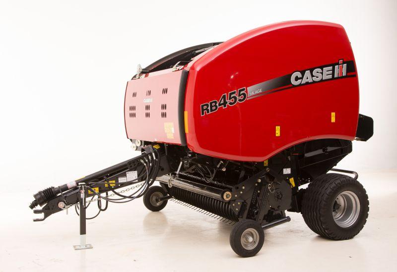 CASE RB455 Round Baler