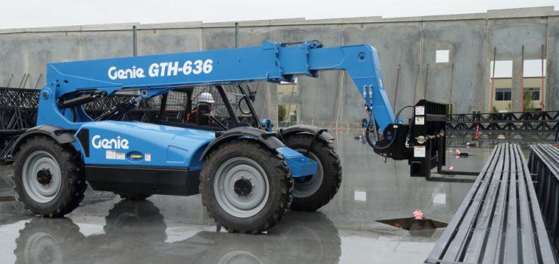 Genie GTH-636 telehandler