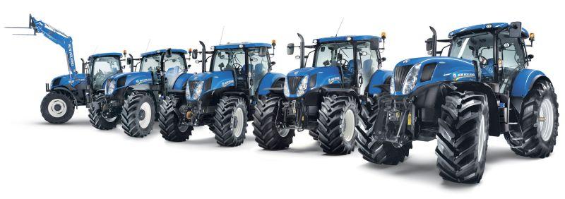 112 טרקטורים כחולים שנמכרו השנה הפכו את ניו הולנד של נ. פלדמן למותג השני בטבלת המכירות בארץ
