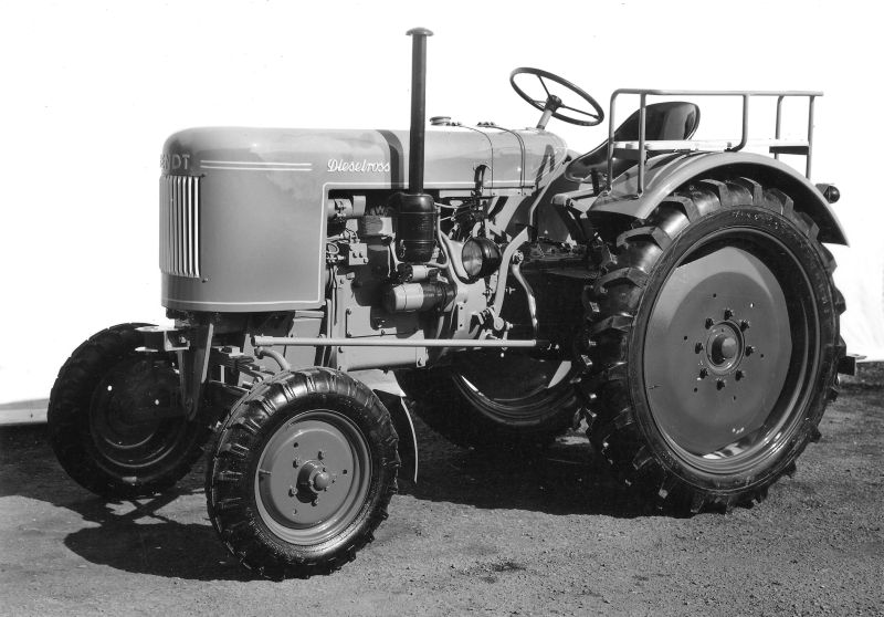 Fendt DieselRoss 1951