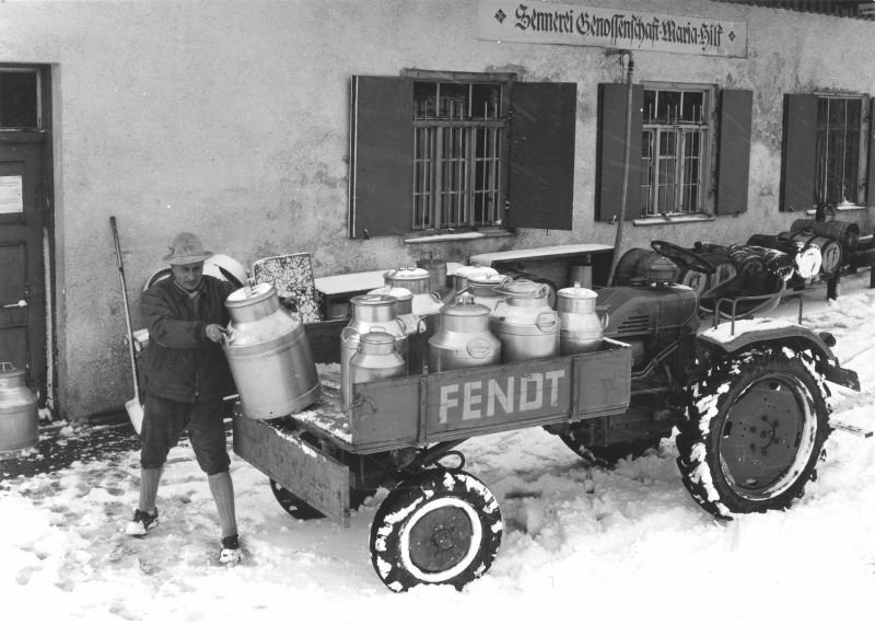 FENDT GT 225 1953