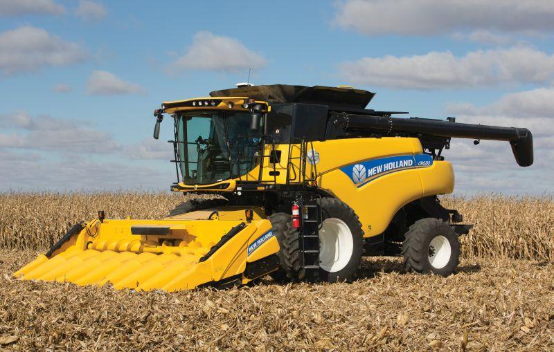 New Holland CR6.80