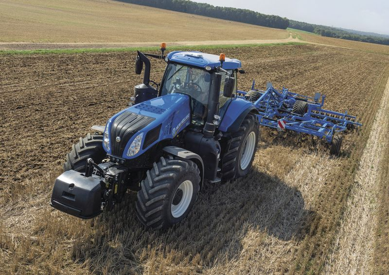 New Holland T8 435 Tier4B