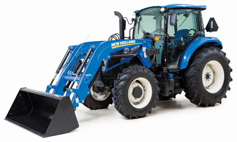 New Holland T4.110
