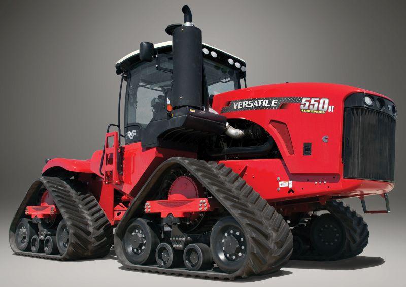 Versatile 550 DTC