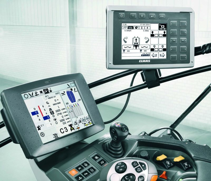 Claas Liner 3600 Communicator 2
