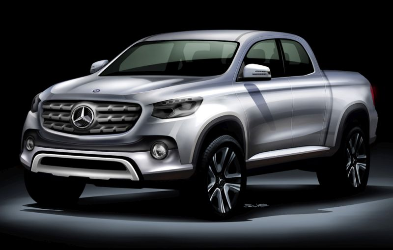Mercedes-Benz Pick-up
