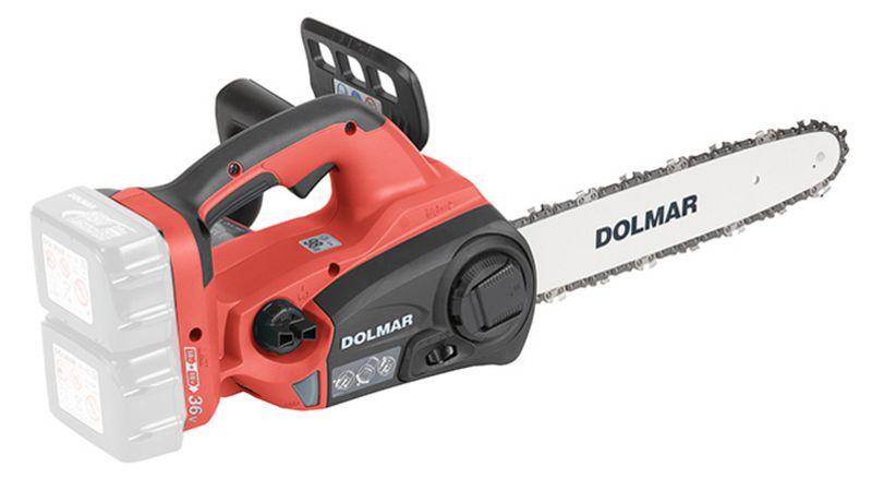 Dolmar AS-3731 )עם 2 סוללות, לשימוש אינטנסיבי יותר(