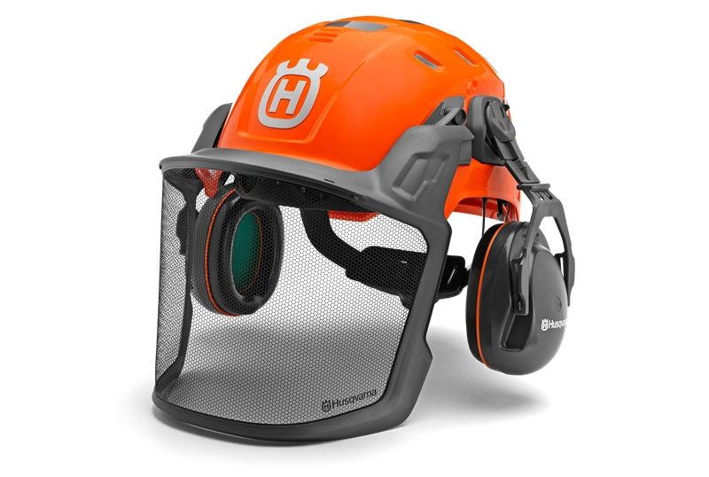 Husqvarna Forest Helmet Technical
