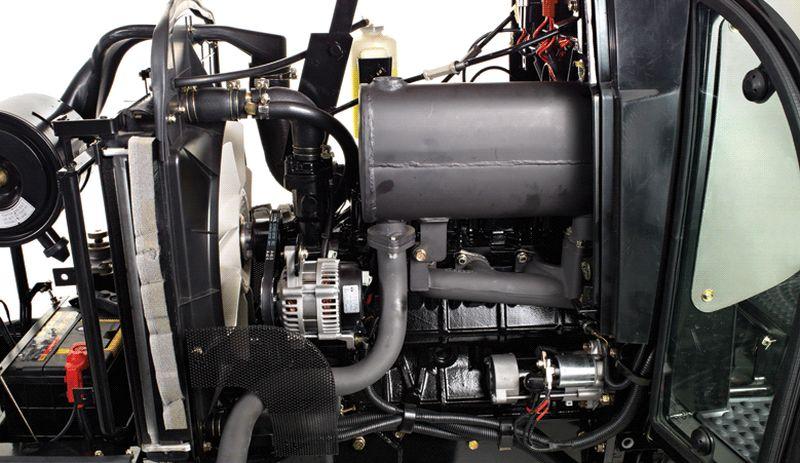 Mahindra 2500 engine