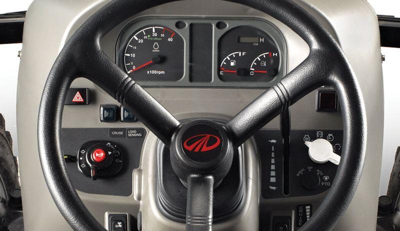 Mahindra 2500