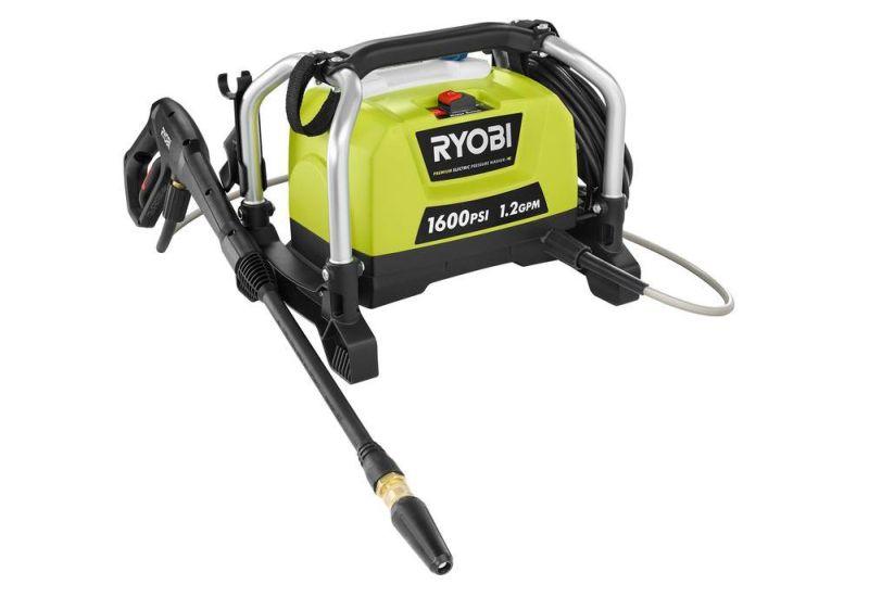 RYOBI 1600 PSI Electric Pressure Washer