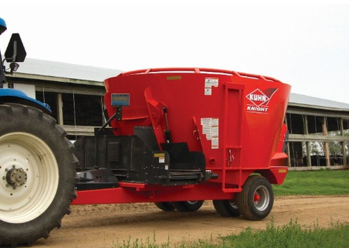 Kuhn Knight VSL 200