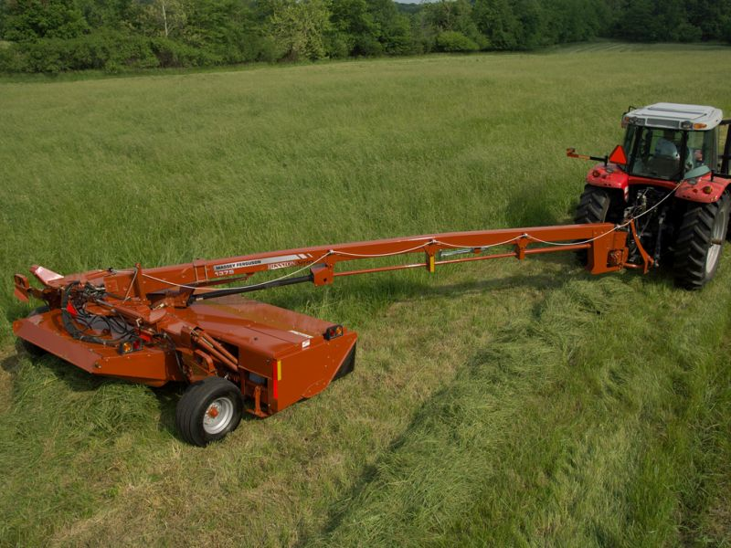 Massey Ferguson DM Series mowers