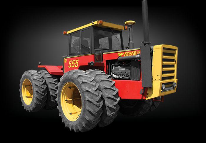 Versatile 555 1980