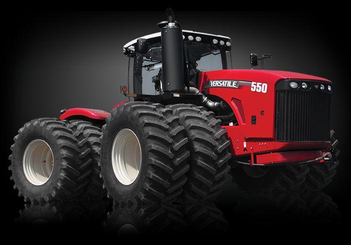 Versatile 550 2012