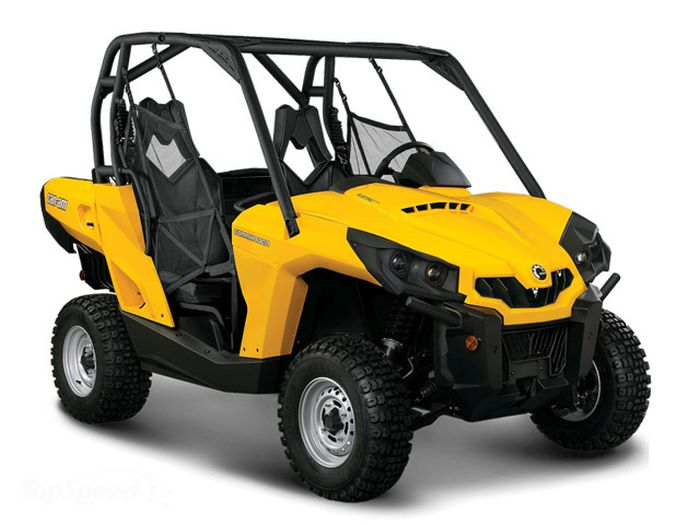 Can-Am Commander E