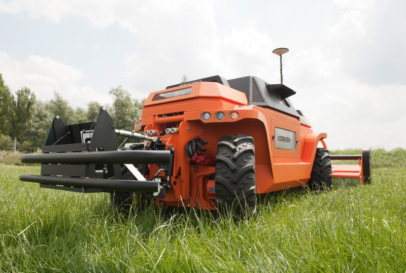 Conver Greenbot robot tractor