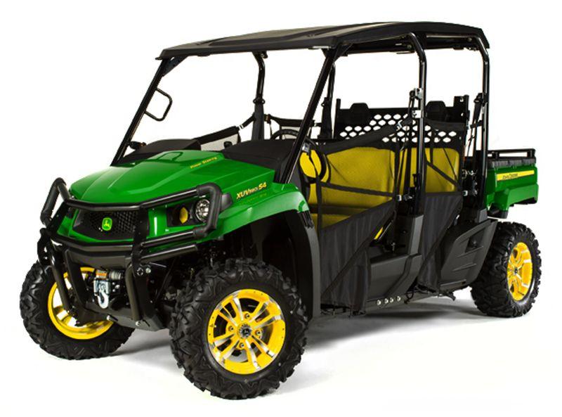 John Deere Gator XUV 590i S4