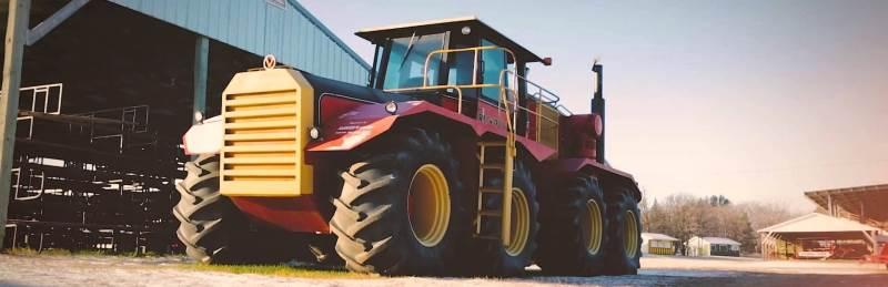 Versatile 1080 Big Roy