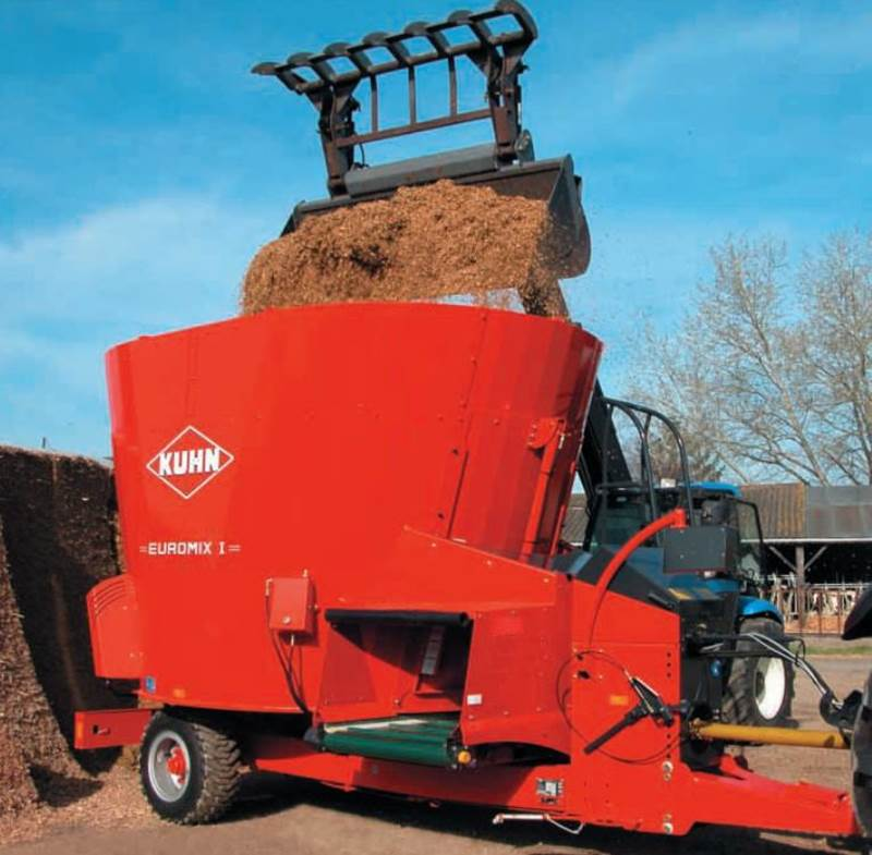 KUHN PROFILE COMPACT 1580